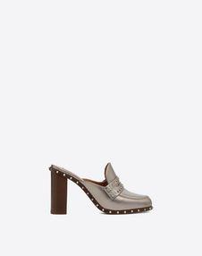 VALENTINO GARAVANI 穆勒鞋 D Soul Rockstud 穆勒鞋 f