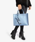 K/Signature Shopper in Metallik-Optik