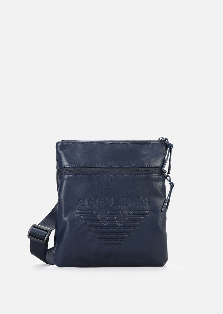 2cf323ae6bb Messenger Bag   Man   Armani Collezioni Jeans