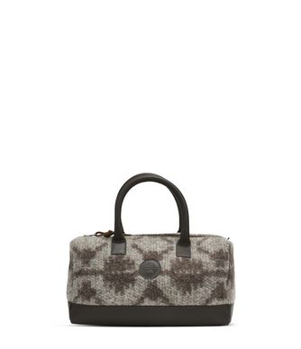 NAPAPIJRI HILLARY  WOMAN TOTE & SHOULDER BAG ,DARK BROWN