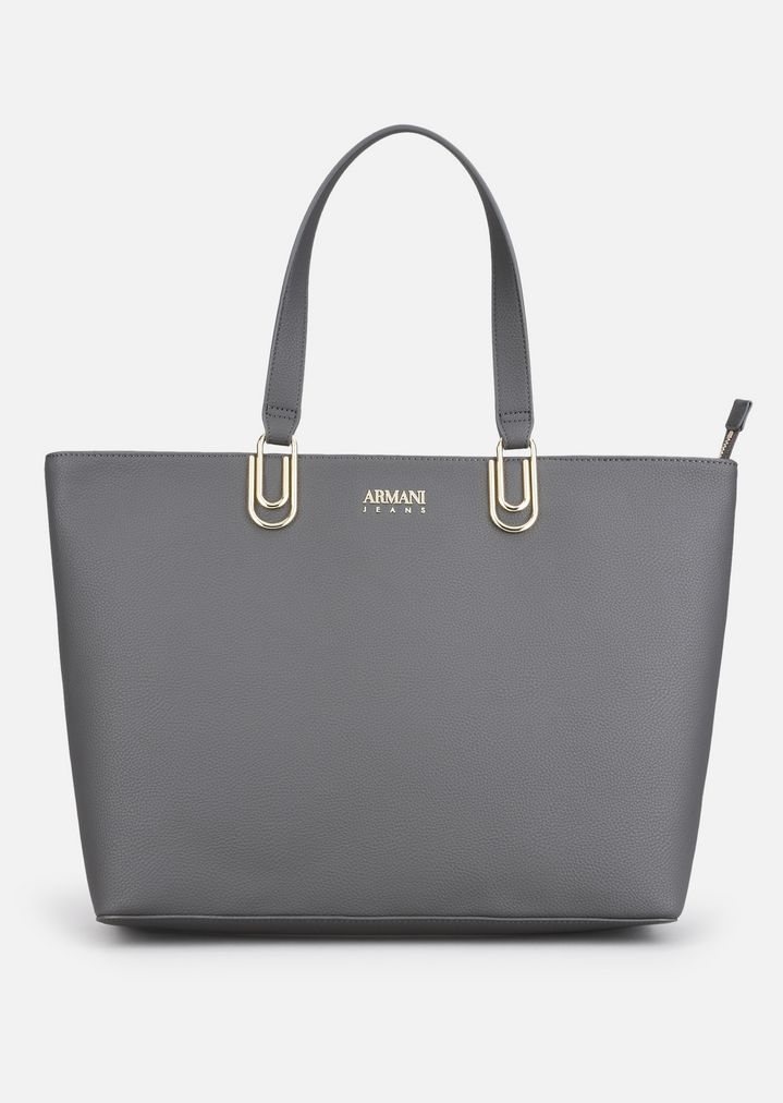 9125f6108c SHOPPER IN SIMILPELLE MARTELLATA | Donna | Emporio Armani