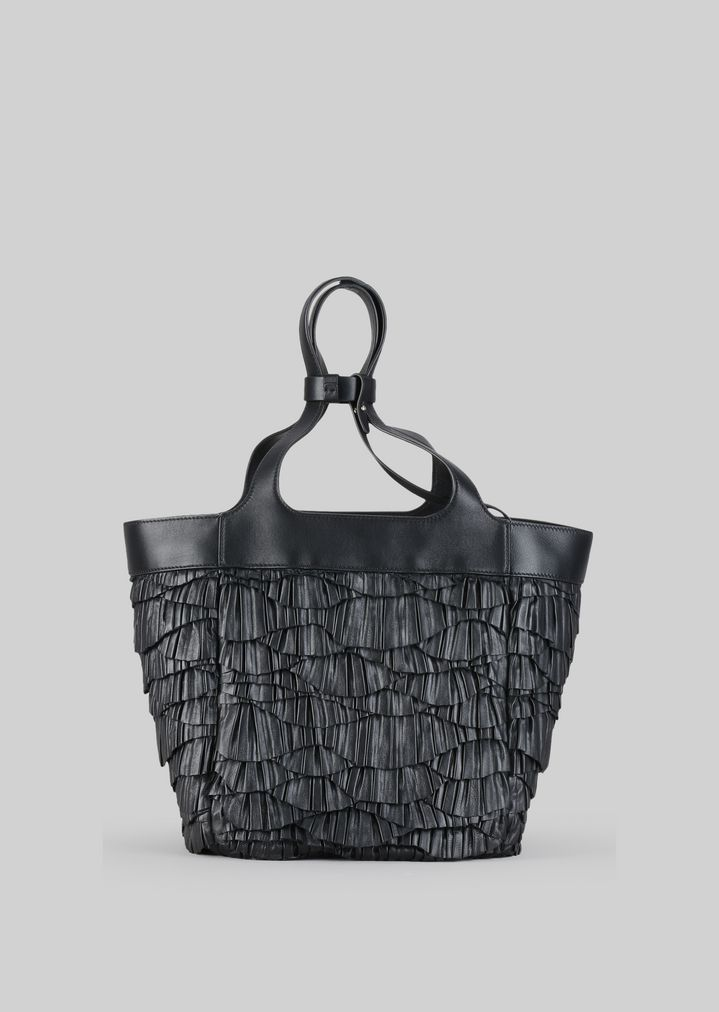 d0d9e88fac TOTE BAG IN NAPA LEATHER | Woman | Giorgio Armani