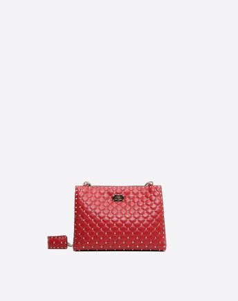 VALENTINO GARAVANI ZIP AROUND WALLETS D Rockstud Spike Wallet f