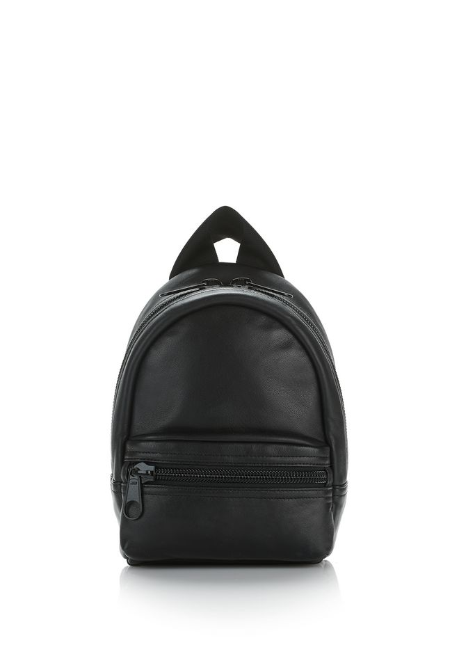ALEXANDER WANG BACKPACKS Women PRIMARY BACKPACK IN BLACK