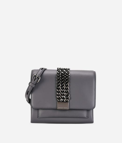 KARL LAGERFELD K/Chain Closure Mini Crossbody 12_f