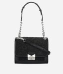 K/Kuilted Caviar Mini Handbag