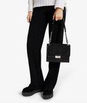KARL LAGERFELD K/Kuilted Caviar Mini Handbag 8_r
