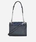 KARL LAGERFELD K/Kuilted Tweed Mini Handbag 8_d