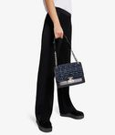 KARL LAGERFELD K/Kuilted Tweed Mini Handbag 8_r