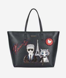 KARL LAGERFELD K/PARIS SHOPPER