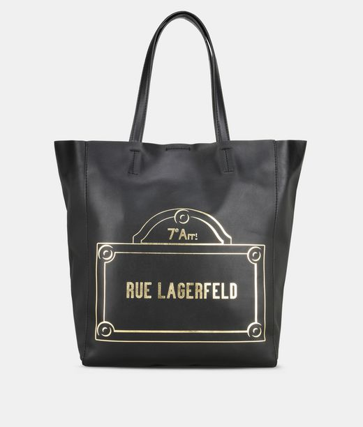 KARL LAGERFELD Rue Lagerfeld Shopper 12_f