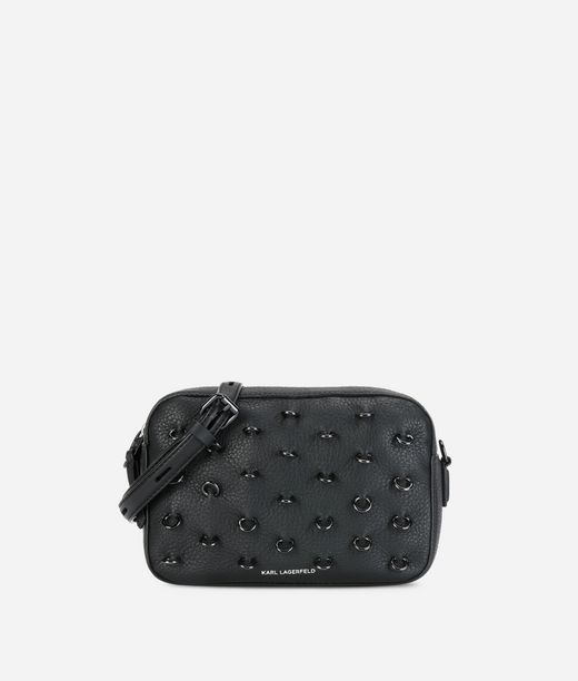 KARL LAGERFELD K/Piercing Small Crossbody 12_f