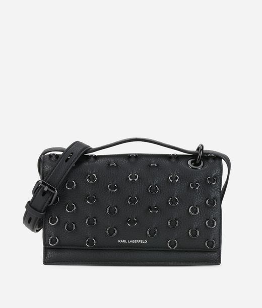 KARL LAGERFELD K/Piercing Small Shoulderbag 12_f