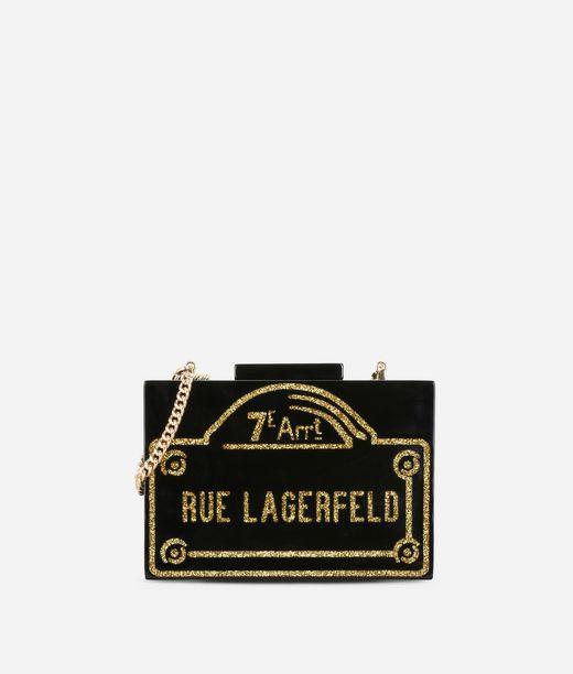 KARL LAGERFELD Rue Lagerfeld Minaudière 12_f