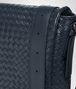 BOTTEGA VENETA MESSENGER BAG IN DENIM INTRECCIATO CALF Messenger Bag Man ep