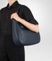 BOTTEGA VENETA DENIM CALF LARGE LOOP BAG Shoulder or hobo bag D ap