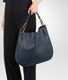 BOTTEGA VENETA LARGE LOOP BAG IN DENIM CALF Shoulder or hobo bag D lp