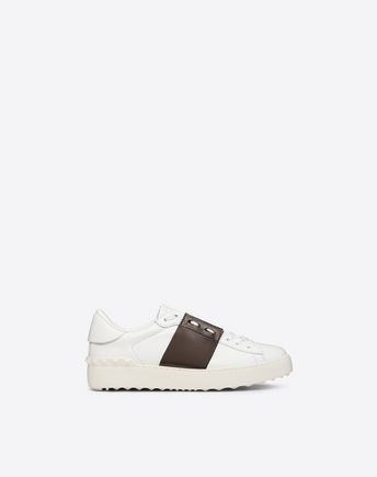 VALENTINO GARAVANI LOW-TOP SNEAKERS D Open 运动鞋 f