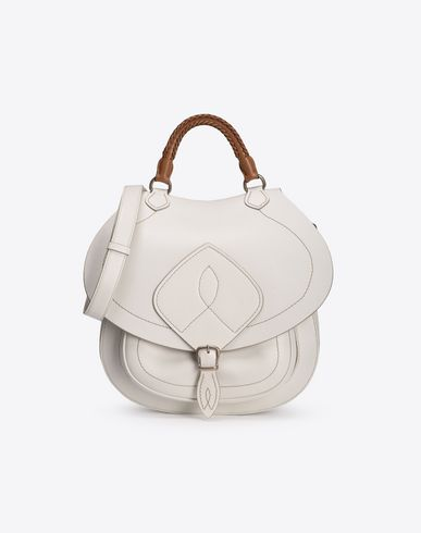 MAISON MARGIELA Shoulder bag Woman Bag-slide in calfskin f