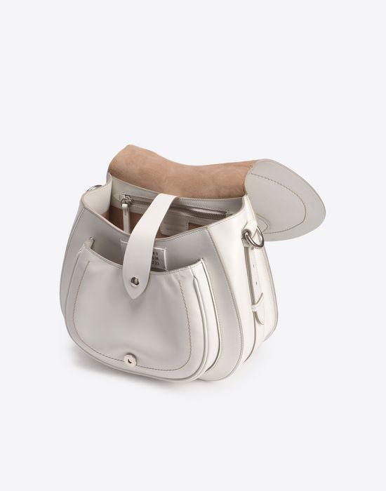 MAISON MARGIELA Bag-slide in calfskin Shoulder bag D a