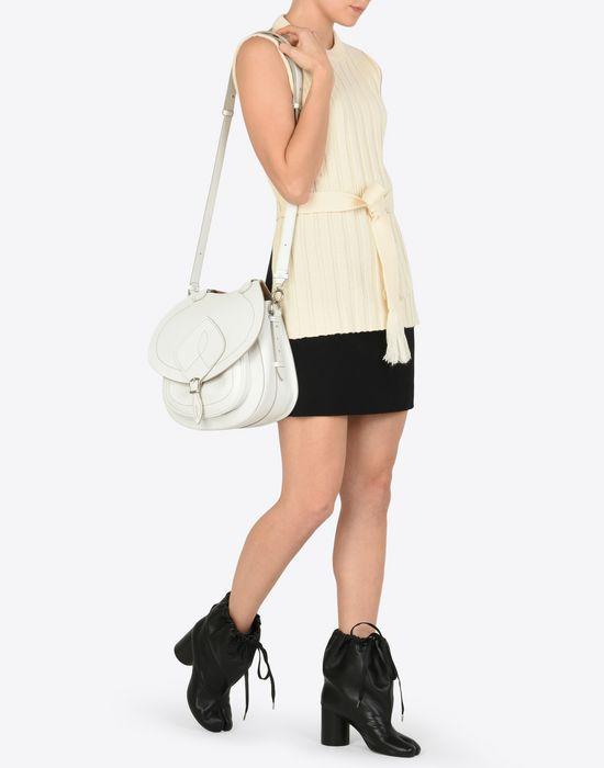 MAISON MARGIELA Bag-slide in calfskin Shoulder bag D b
