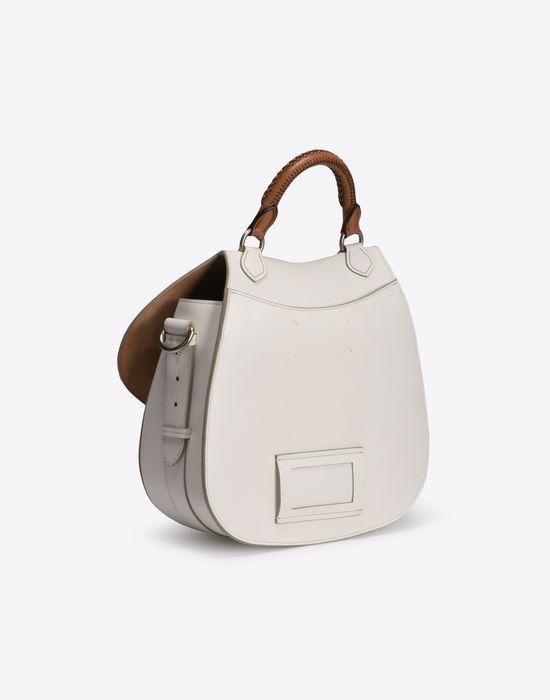 MAISON MARGIELA Bag-slide in calfskin Shoulder bag D r