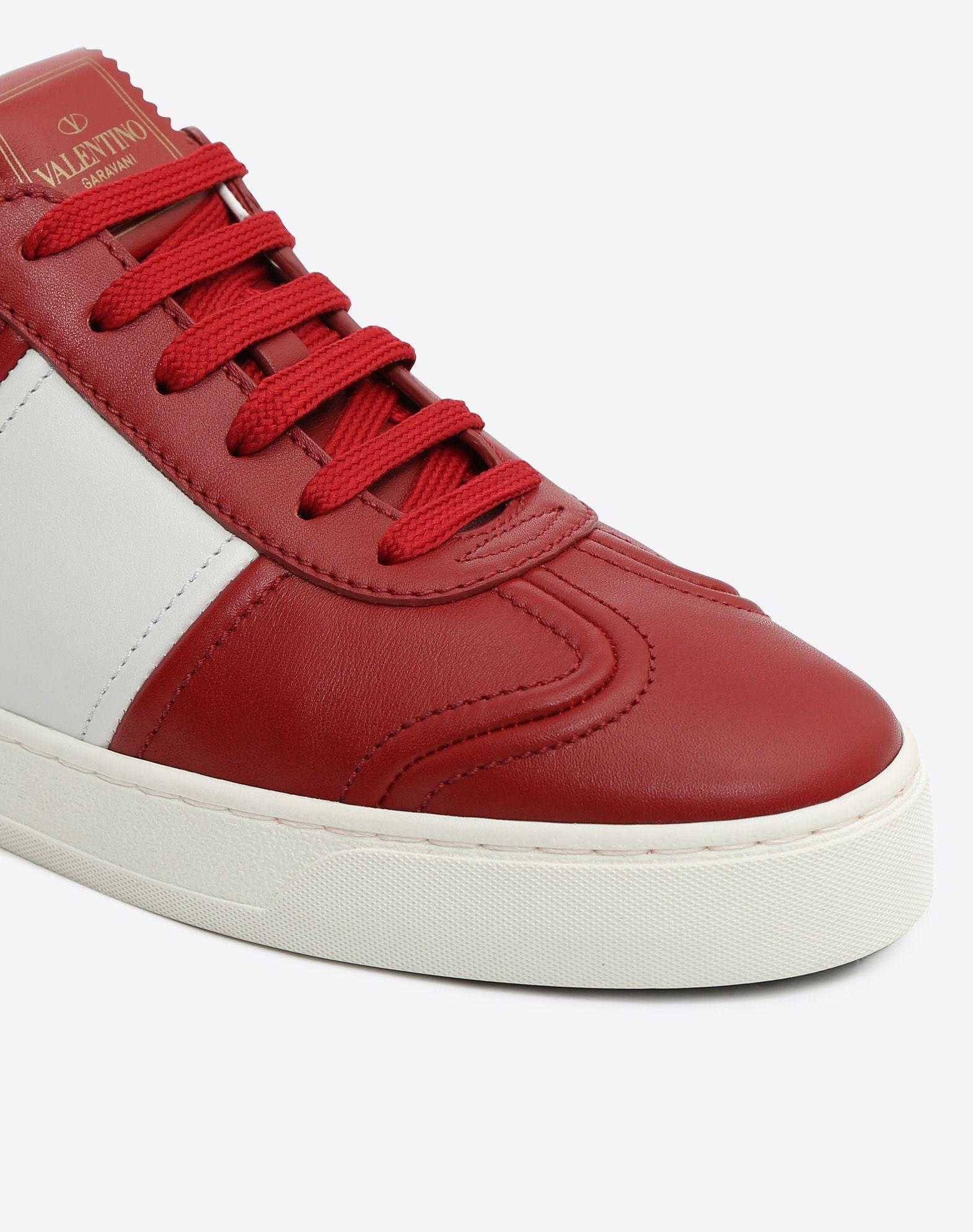 VALENTINO GARAVANI Flycrew sneaker LOW-TOP SNEAKERS D b