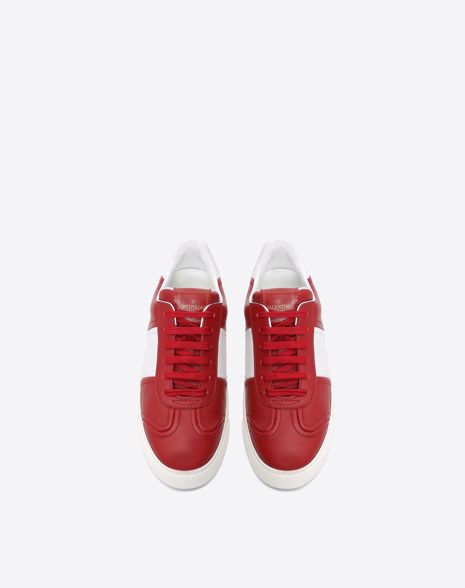 VALENTINO GARAVANI Flycrew sneaker LOW-TOP SNEAKERS D e
