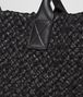 BOTTEGA VENETA NERO LAMBSKIN MEDIUM CABAT Tote Bag Woman ep