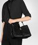 BOTTEGA VENETA NERO NAPPA MEDIUM NAPOLI BAG Top Handle Bag Woman lp