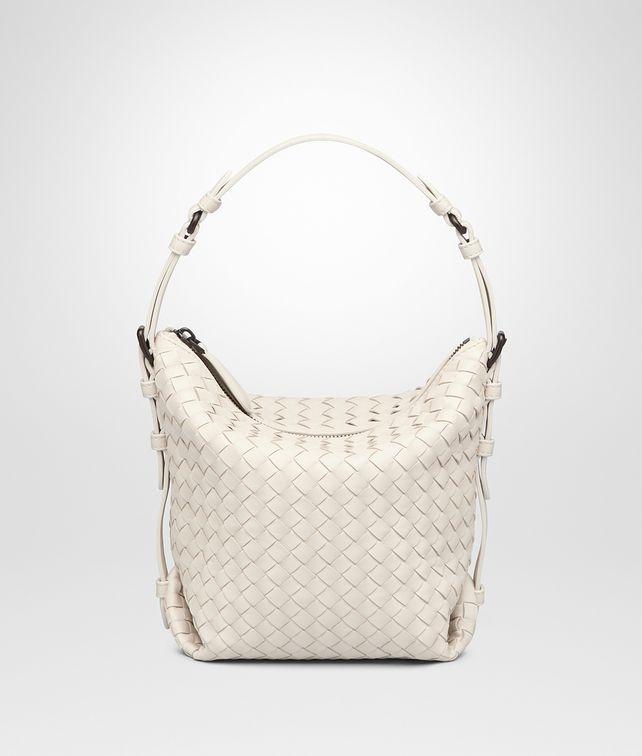 BOTTEGA VENETA MIST INTRECCIATO NAPPA SMALL OSAKA BAG Hobo Bag Woman fp