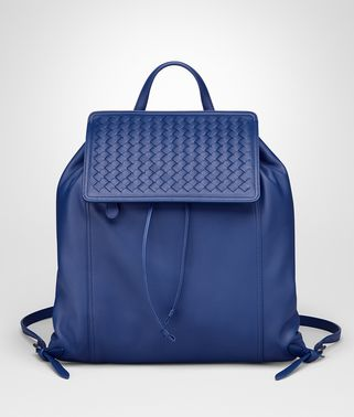 COBALT NAPPA LARGE BACKPACK