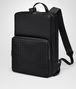 BOTTEGA VENETA NERO NAPPA BACKPACK Backpack Man rp