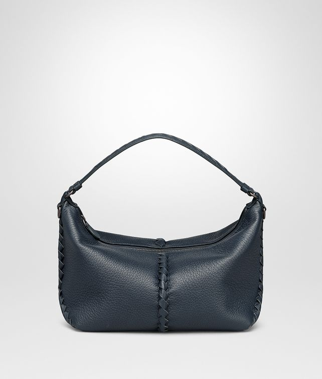 BOTTEGA VENETA DENIM CERVO MEDIUM SHOULDER BAG Shoulder Bag [*** pickupInStoreShipping_info ***] fp