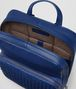 BOTTEGA VENETA COBALT BLUE NAPPA BACKPACK Backpack Man dp
