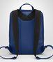 cobalt blue nappa backpack Back Detail Portrait
