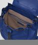BOTTEGA VENETA COBALT BLUE CANVAS BACKPACK Messenger Bag Man dp