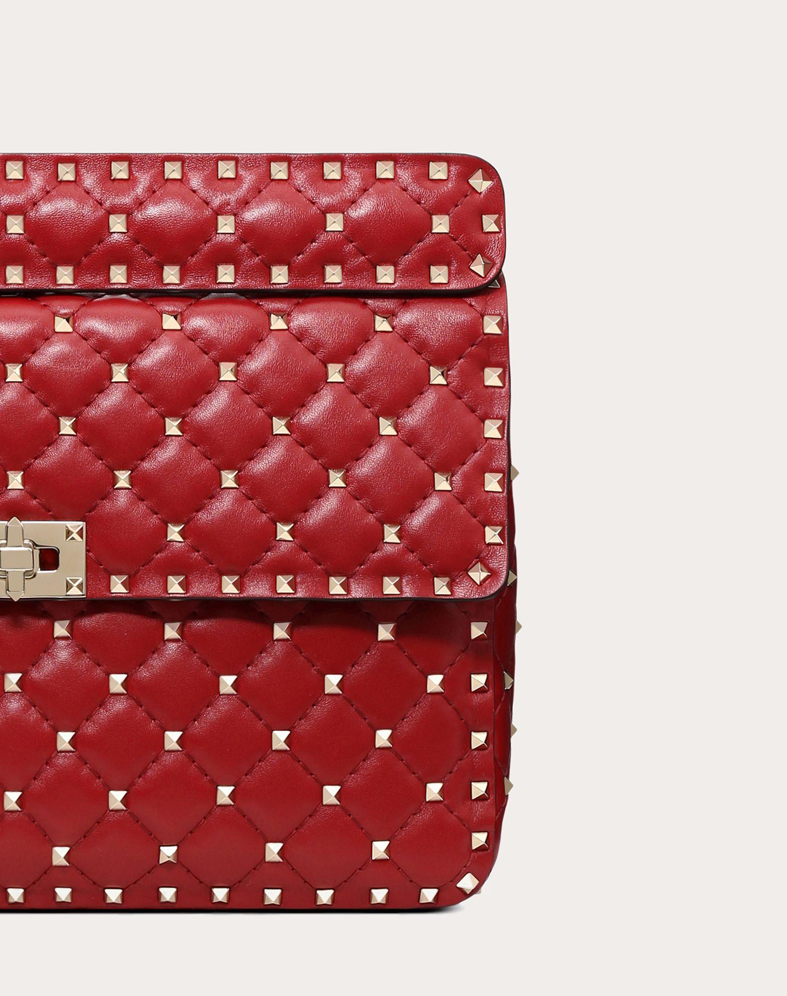 VALENTINO GARAVANI Rockstud Spike 链式手袋 肩背包 D b