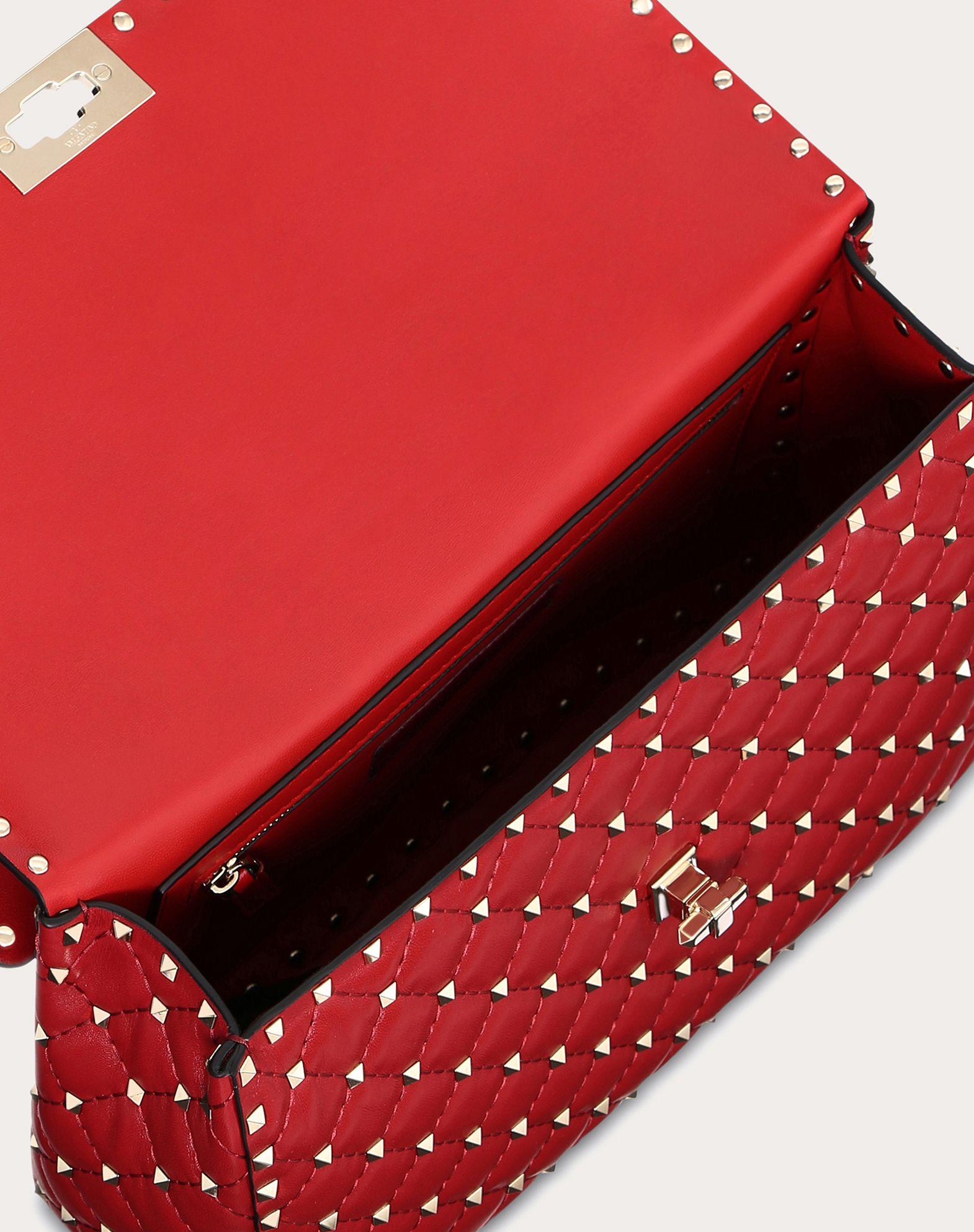 VALENTINO GARAVANI Rockstud Spike 链式手袋 肩背包 D e