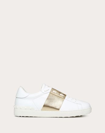 VALENTINO GARAVANI UOMO LOW-TOP SNEAKERS U V-パンク スニーカー f