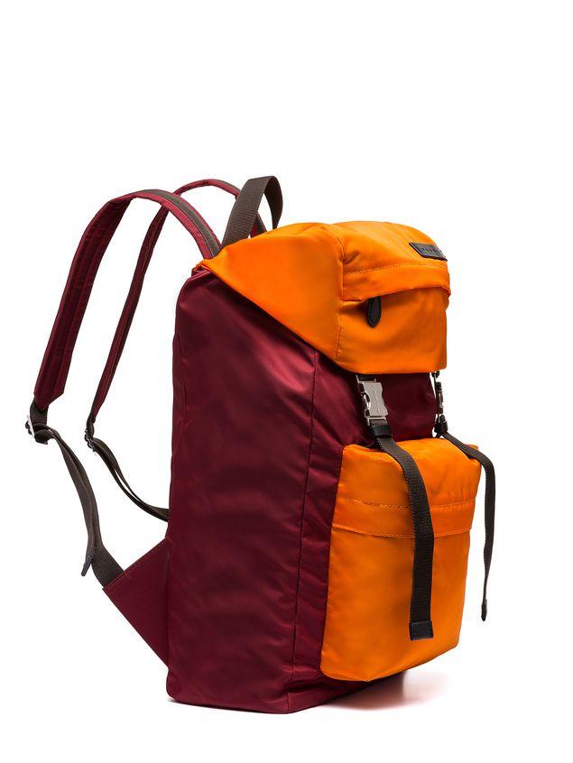 Marni Backpack in orange nylon Man - 2