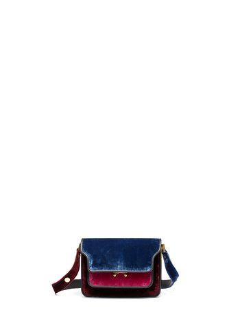 Marni Velvet MINI TRUNK bag Woman