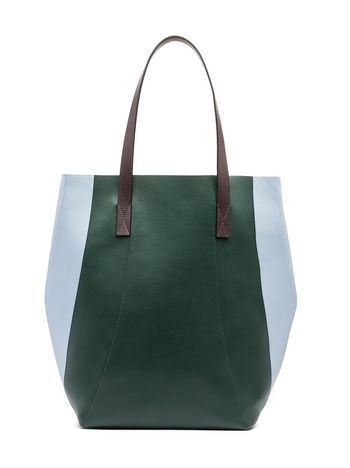 Marni Green calfskin GPOY bag Woman