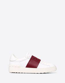VALENTINO GARAVANI LOW-TOP SNEAKERS D Open Sneaker f