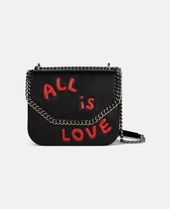 All Is Love Falabella Box Shoulder Bag