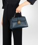 BOTTEGA VENETA DENIM CALF SMALL PIAZZA BAG Top Handle Bag Woman ap