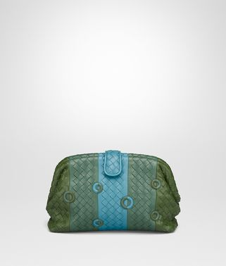 POCHETTE THE LAUREN 1980 IN NAPPA IVY
