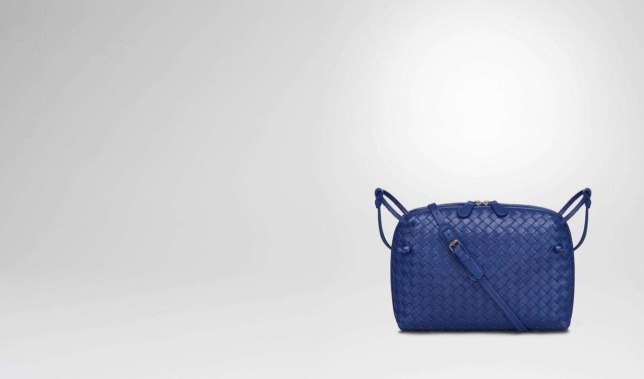 cobalt Intrecciato nappa nodini bag - Blue Bottega Veneta Professional Cheap Price New Arrival For Sale Buy Cheap Low Price Safe Payment 0qJWWvf9
