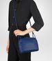 BOTTEGA VENETA COBALT INTRECCIATO NAPPA NODINI BAG Crossbody bag Woman ap