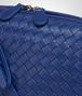 cobalt intrecciato nappa nodini bag Back Detail Portrait
